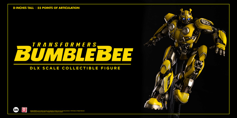 Transformers Bumblebee DLX and Premium Scale Collectible Figures  Bbb_dl20