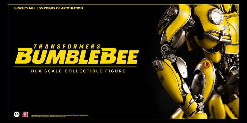 Transformers Bumblebee DLX and Premium Scale Collectible Figures  Bbb_dl21