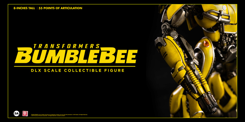 Transformers Bumblebee DLX and Premium Scale Collectible Figures  Bbb_dl22