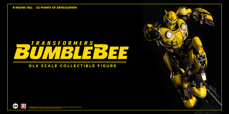 Transformers Bumblebee DLX and Premium Scale Collectible Figures  Bbb_dl26