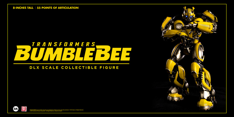 Transformers Bumblebee DLX and Premium Scale Collectible Figures  Bbb_dl27