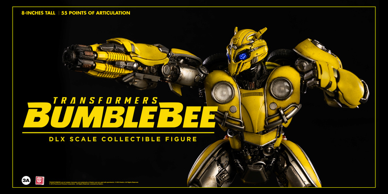 Transformers Bumblebee DLX and Premium Scale Collectible Figures  Bbb_dl28