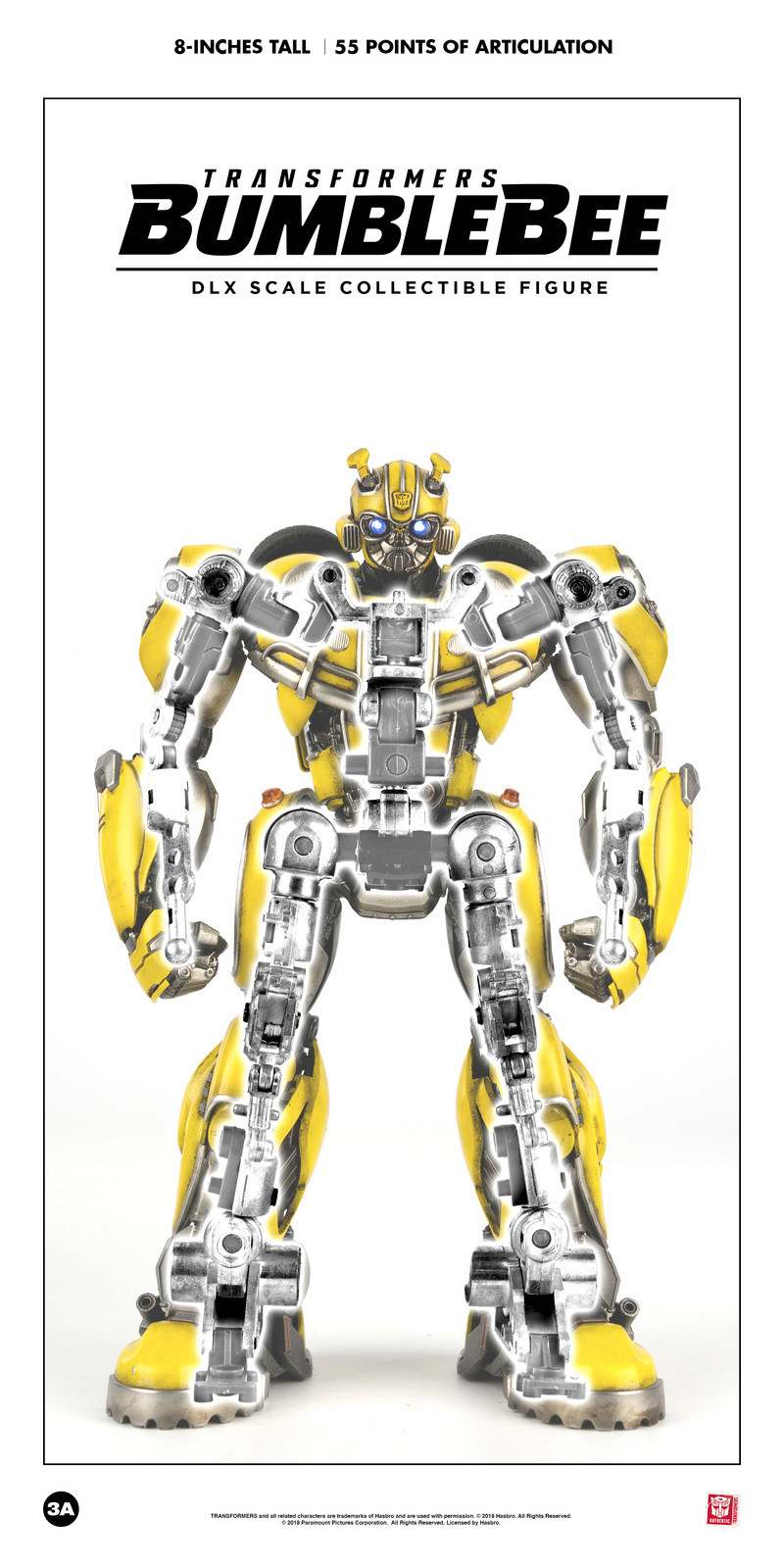 Transformers Bumblebee DLX and Premium Scale Collectible Figures  Bbb_dl29