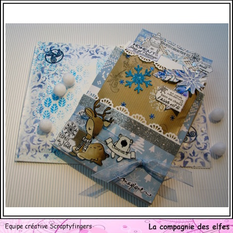 Loaded envelope par Scraptyfingers. Scrapt16