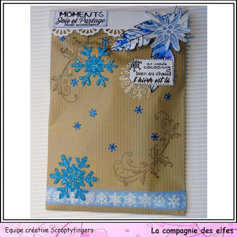 Loaded envelope par Scraptyfingers. Scrapt18