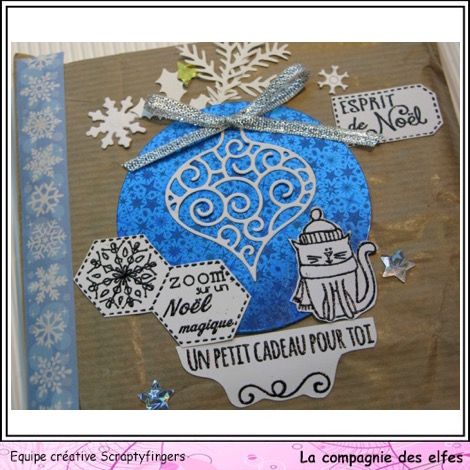 Loaded envelope par Scraptyfingers. Scrapt19