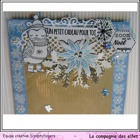 Loaded envelope par Scraptyfingers. Scrapt22