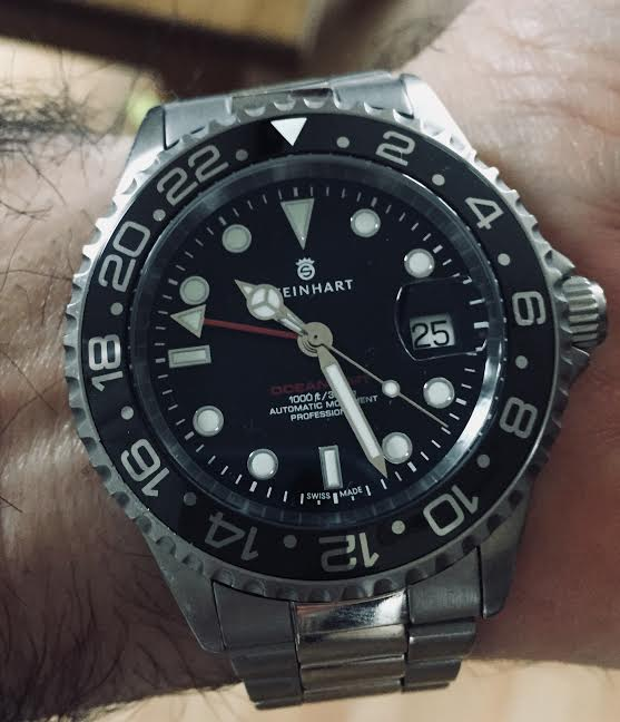 Ocean - De retour chez Steinhart GMT OCEAN 1 Unnam130