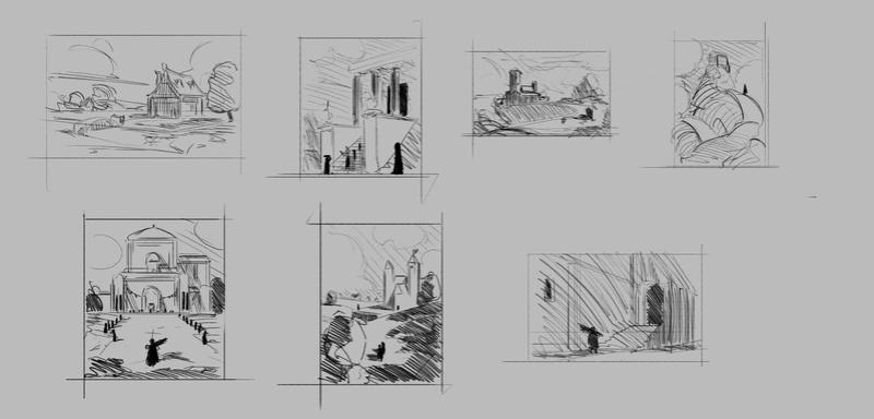 Les gribouilles d'Atna: objectif landscape et persos - Page 39 Sans-t15