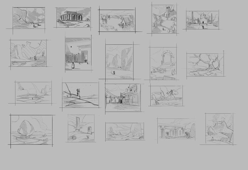 Les gribouilles d'Atna: objectif landscape et persos - Page 40 Sans-t17