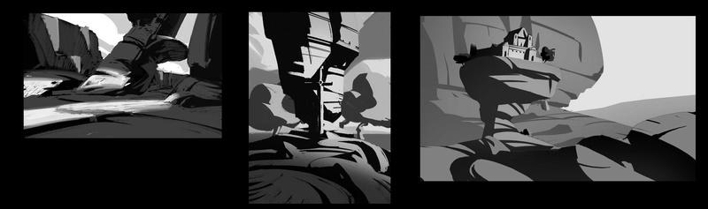 Les gribouilles d'Atna: objectif landscape et persos - Page 40 Sans-t19