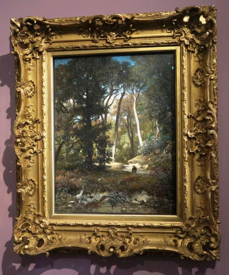 """""""Le Jardin secret des Hansen"""", musée Jacquemart-André 0410"""