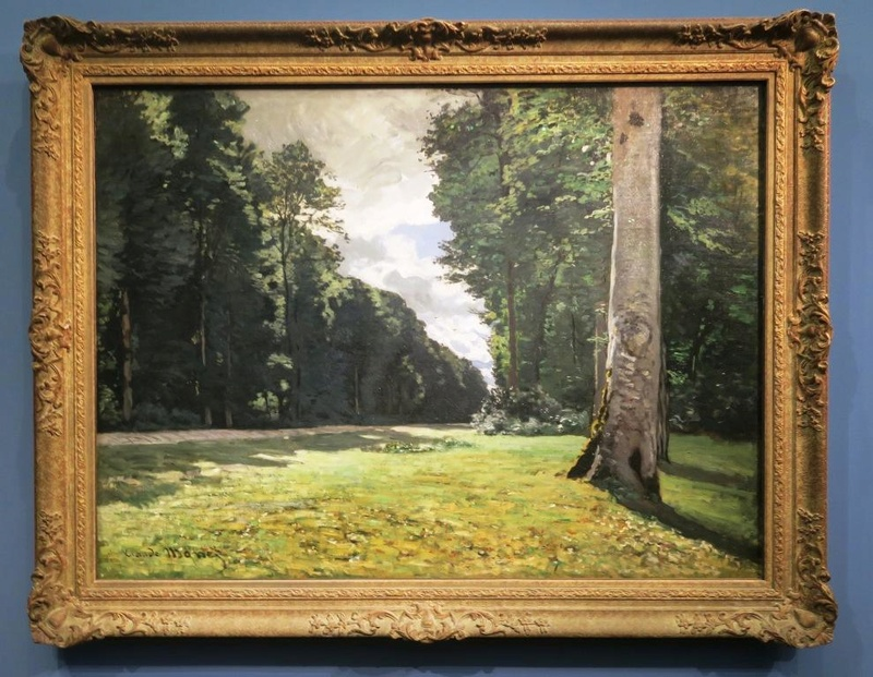 """""""Le Jardin secret des Hansen"""", musée Jacquemart-André 0710"""