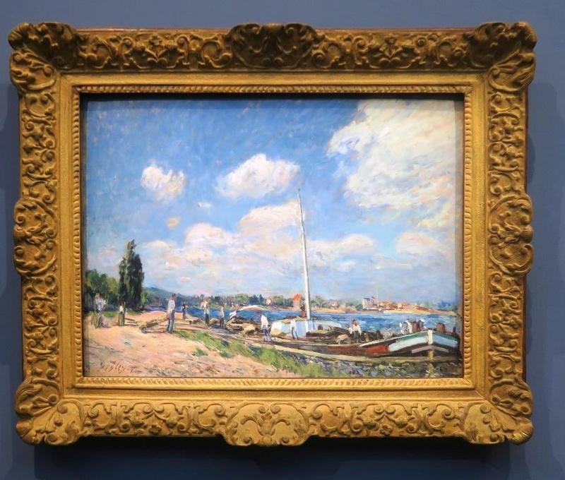 """""""Le Jardin secret des Hansen"""", musée Jacquemart-André 1110"""