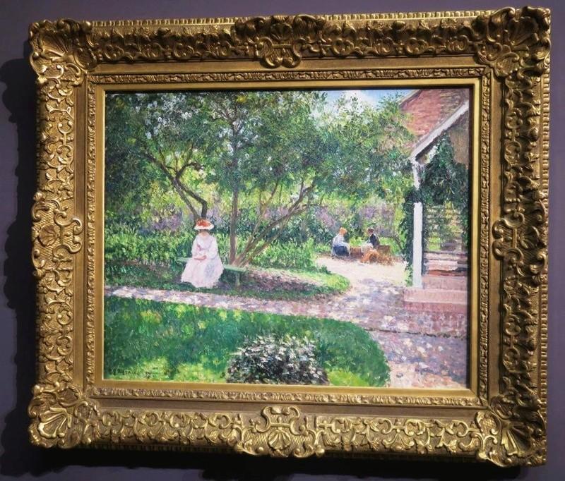 """""""Le Jardin secret des Hansen"""", musée Jacquemart-André 12a10"""