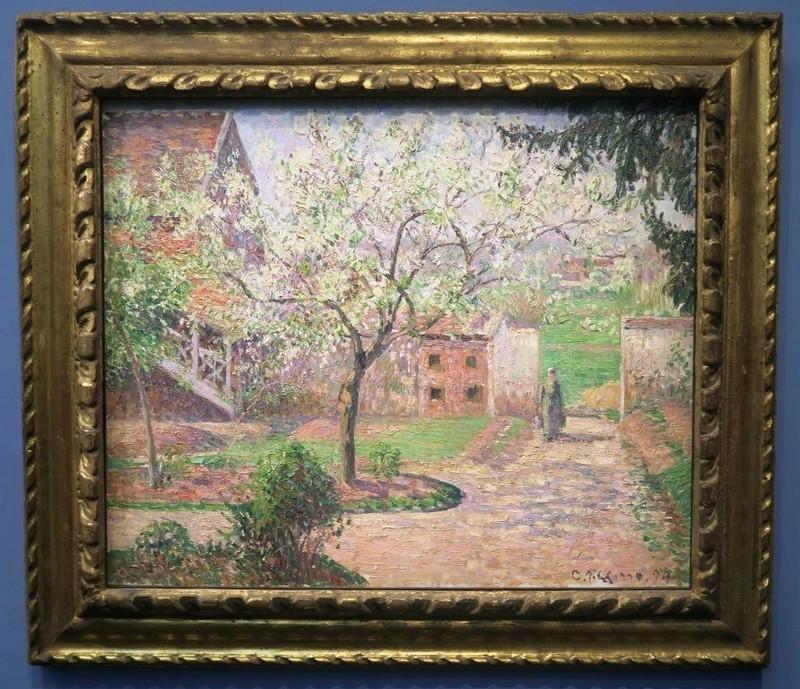 """""""Le Jardin secret des Hansen"""", musée Jacquemart-André 12b10"""