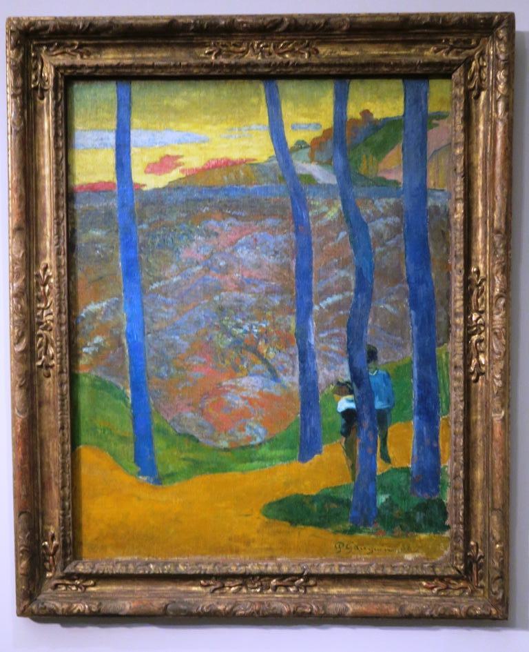 """""""Le Jardin secret des Hansen"""", musée Jacquemart-André 1910"""