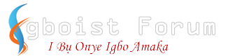 Igboists Forum