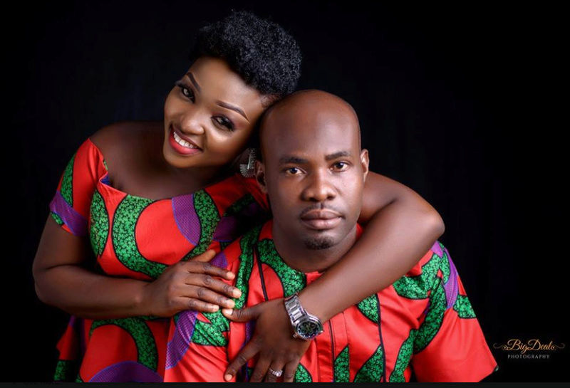 Faustina & Iyke's Traditional Pre-Wedding Pictures 311