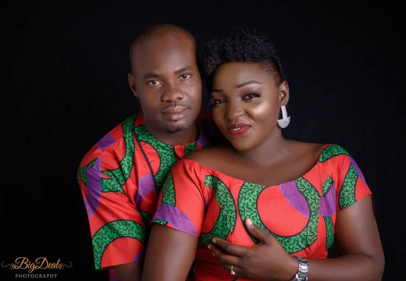Faustina & Iyke's Traditional Pre-Wedding Pictures 411