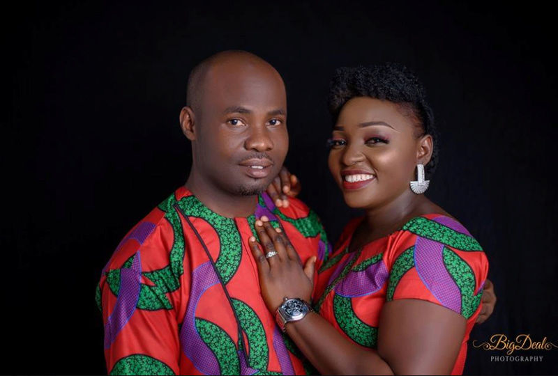 Faustina & Iyke's Traditional Pre-Wedding Pictures 511