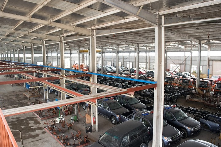 (PHOTOS) See The Inside Of Innoson Vehicle Manufacturing Plant... WOW 68629010