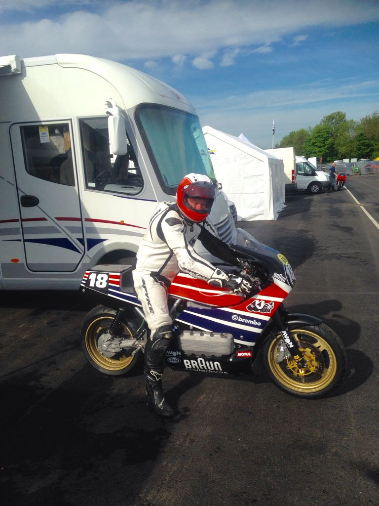K Fest with Endurance Legends at Donington Park-my weekend. Ukis4010