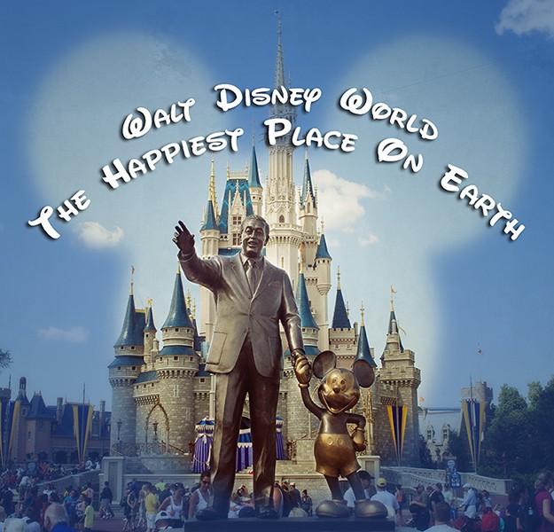 """""""The happiest place on Earth""""  Walt Disney Wolrd Port Orléans Riverside du 11 au 20 Avril 2018 1_myn110"""