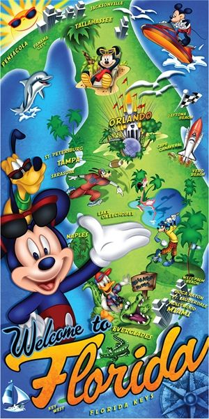 """The happiest place on Earth""  Walt Disney Wolrd Port Orléans Riverside du 11 au 20 Avril 2018 3d47b810"