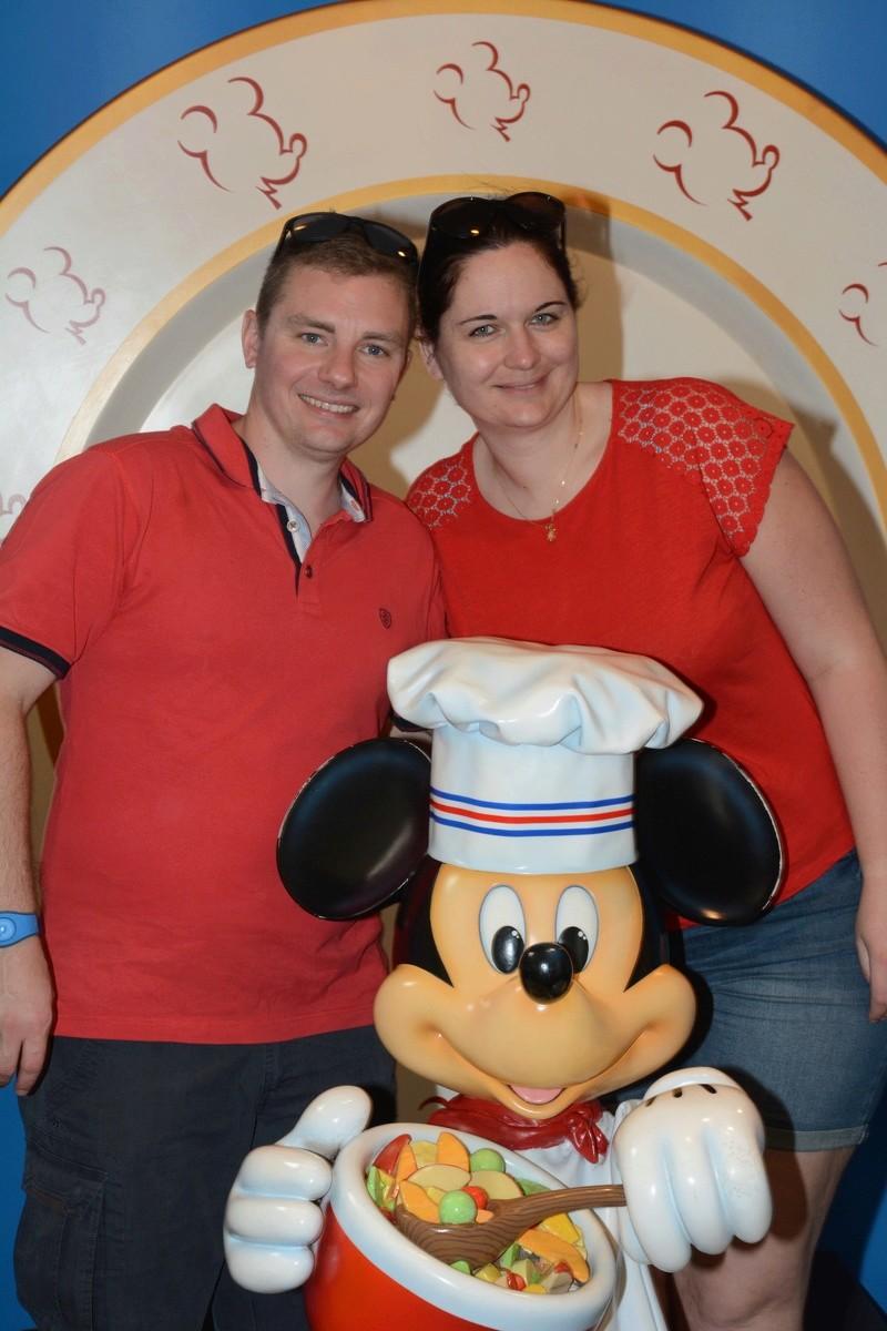 """The happiest place on Earth""  Walt Disney Wolrd Port Orléans Riverside du 11 au 20 Avril 2018 Wdwres10"