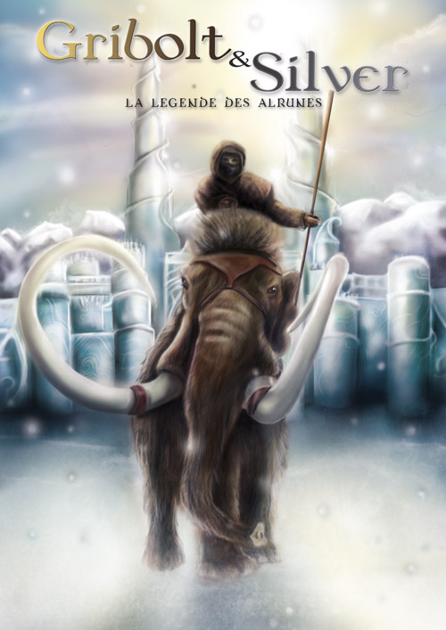 Illustration numérique - La Faucheuse Mammou11
