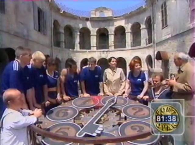 Fort Boyard 1998 - Émission 03 - Équipe Véronique Genest Genest10