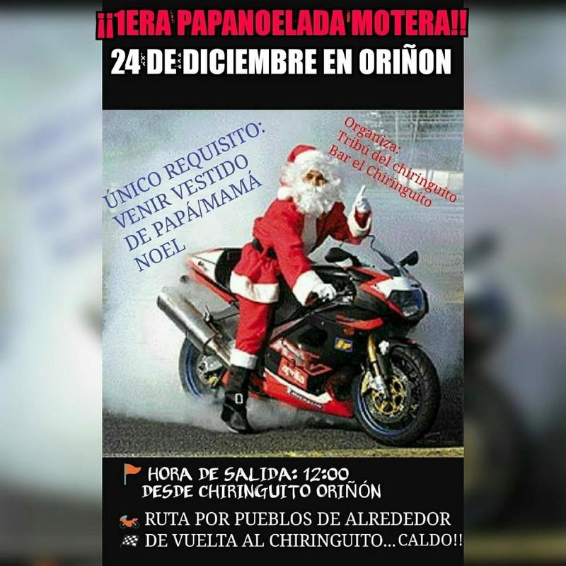 Papanoelada 24 Diciembre Oriñon Papano10