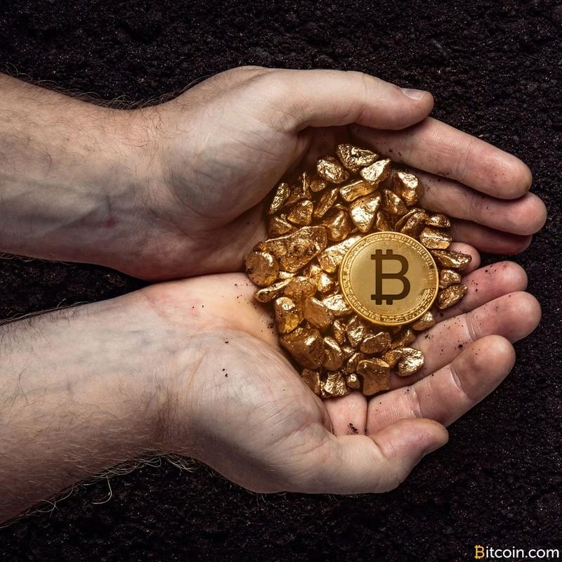 BITCOIN versus GOLD  Anothe10