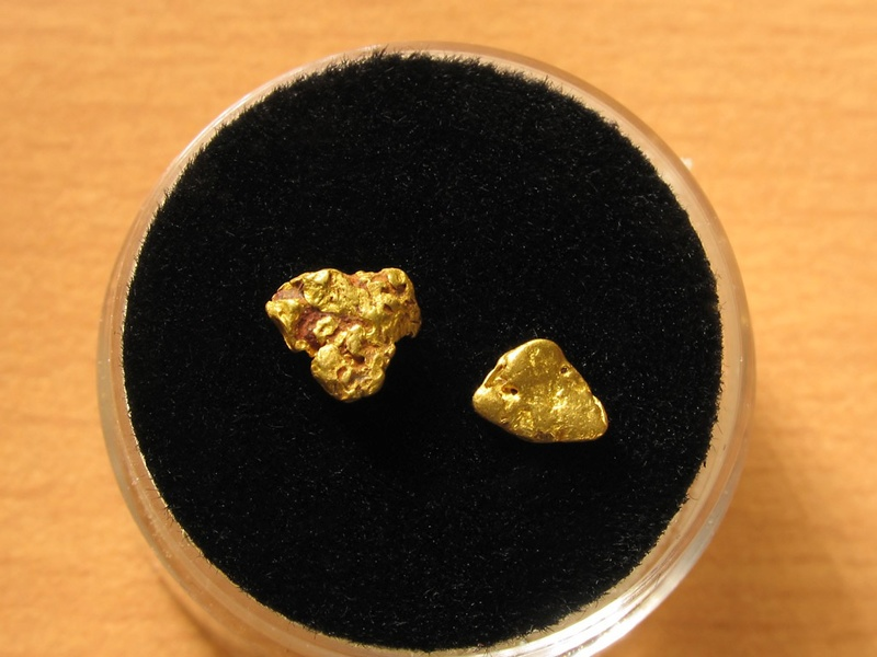 Hey has anyone found gold with a  Minelab X-Terra 705 Gold/Relic Metal Detector Img_8810
