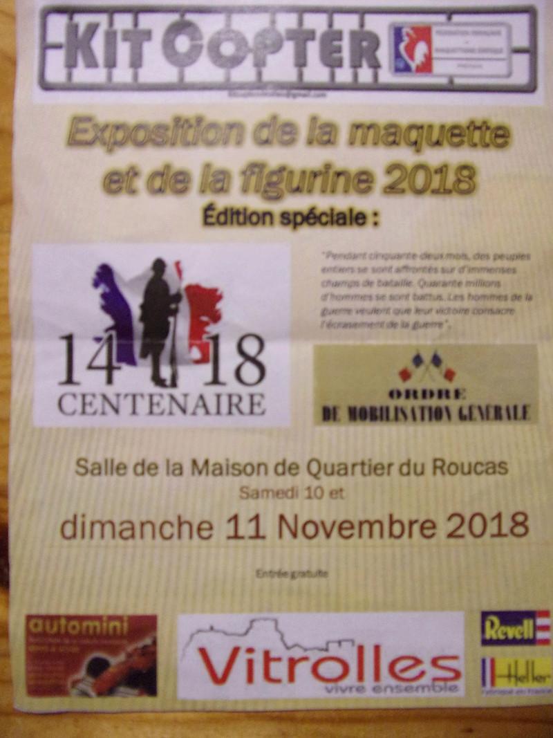 exposition de la maquette et de la figurine 2018 (Vitrolles - bouches du Rhône) 104_2516