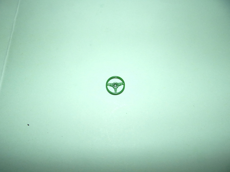 MORRIS MINI COOPER RACING -  TAMIYA -1/24éme 104_2557