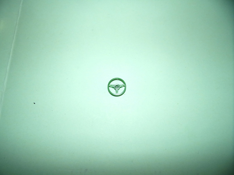 MORRIS MINI COOPER RACING -  TAMIYA -1/24éme 104_2558