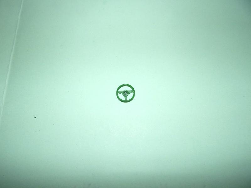 MORRIS MINI COOPER RACING -  TAMIYA -1/24éme 104_2559