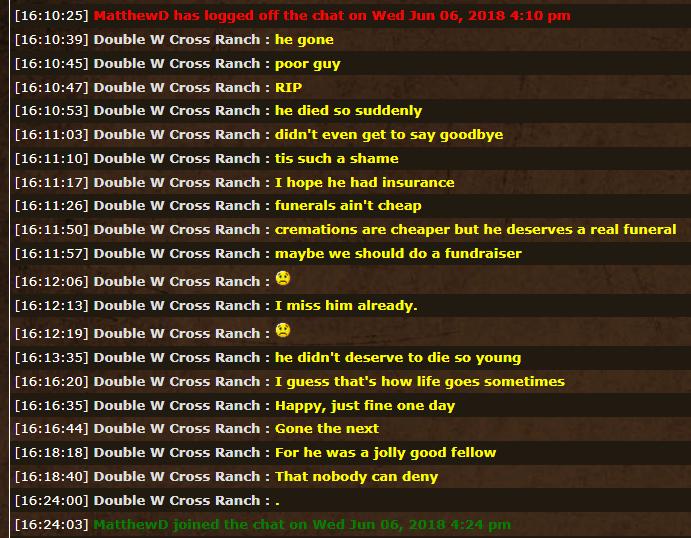 Funny Chat Conversations Chatfu10