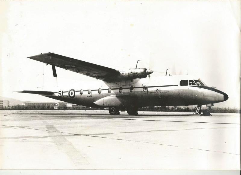 [Les anciens avions de l'aéro] Nord 262 - Page 2 Nord2610