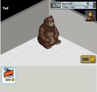 [ALL] Ted L'Orso LTD in Catalogo ora su Habbo! Orso10