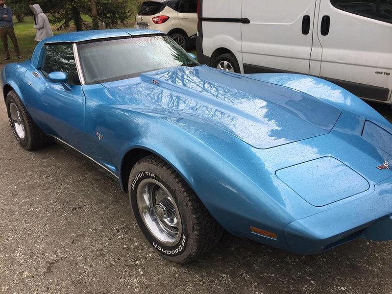 avis sur corvette 1979 l82 boite automatique 30706910