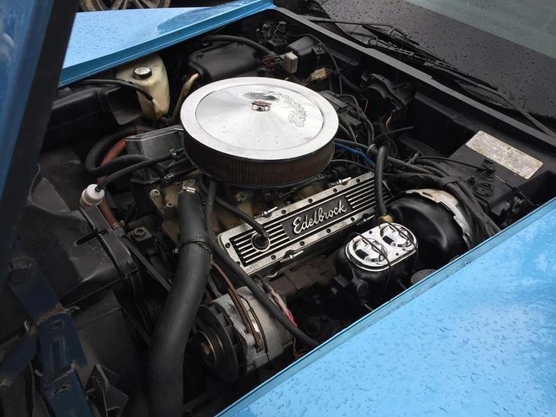 avis sur corvette 1979 l82 boite automatique 30707210