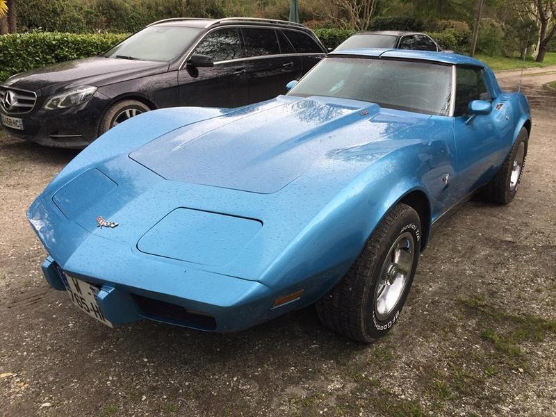 avis sur corvette 1979 l82 boite automatique 30710310