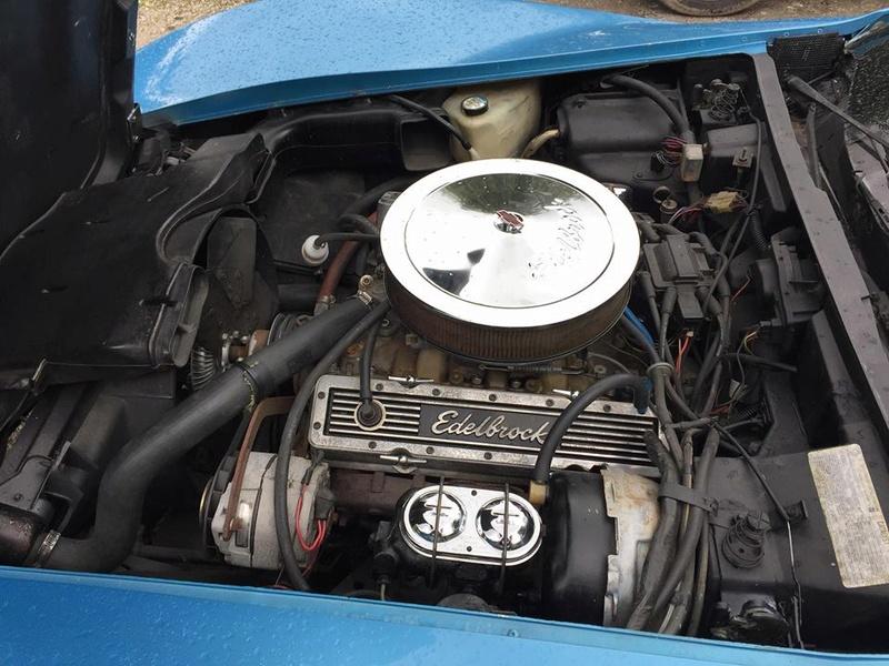 avis sur corvette 1979 l82 boite automatique 30726310