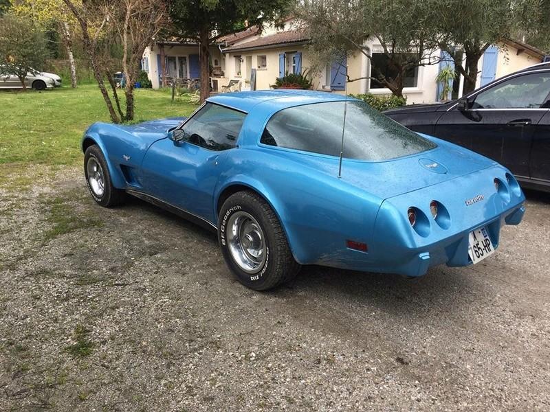 avis sur corvette 1979 l82 boite automatique 30742710