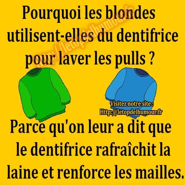 HUMOUR : Histoires de blondes  - Page 38 22688410