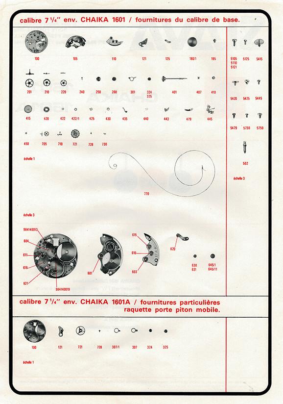 Fiches techniques de mécanismes soviétiques Chaika10