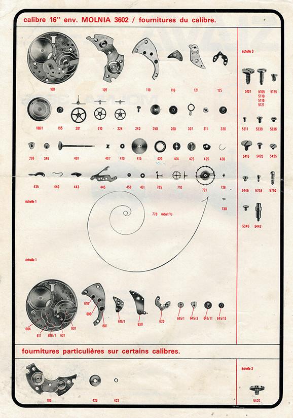 Fiches techniques de mécanismes soviétiques Molnia10